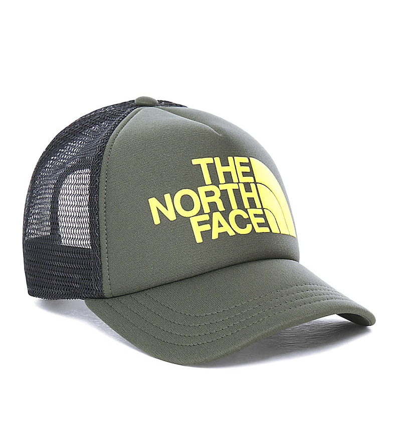 Comprar The North Face Gorra con Logotipo para Jóvenes kaki, negro