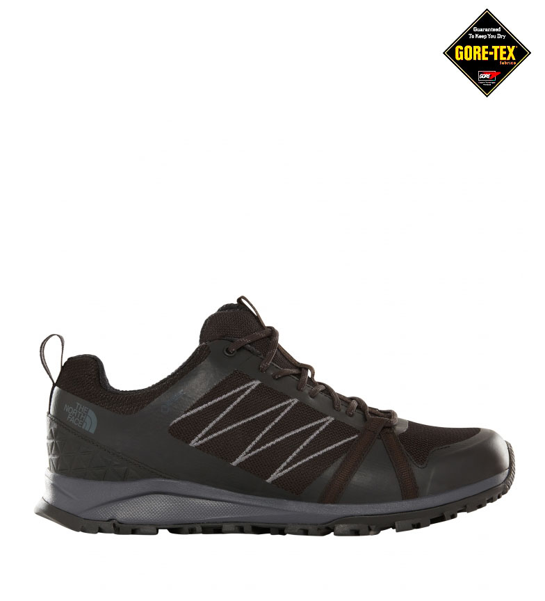 Comprar The North Face Litewave Fastpack II chaussures de randonnée noir, gris / Gore-Tex
