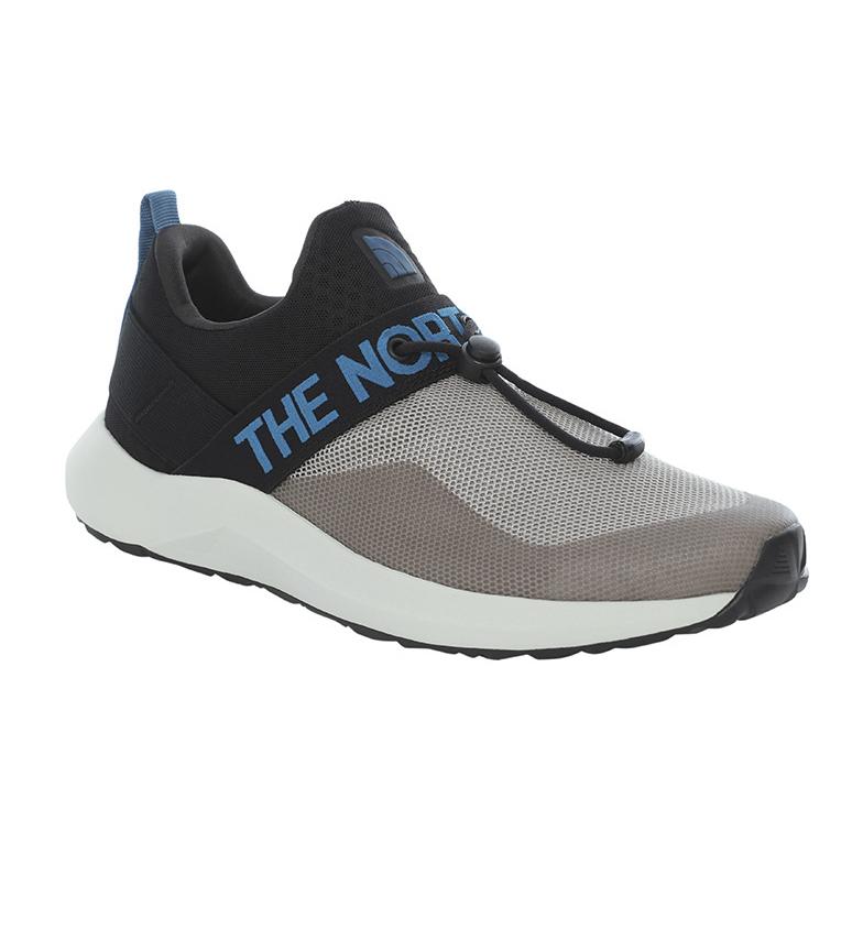 Comprar The North Face Surge Pelham M shoes black, khaki / OrthoLite® / EXTS/