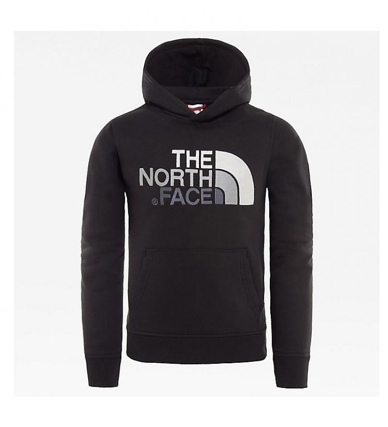 Comprar The North Face Sudadera Drew Peak negro, gris