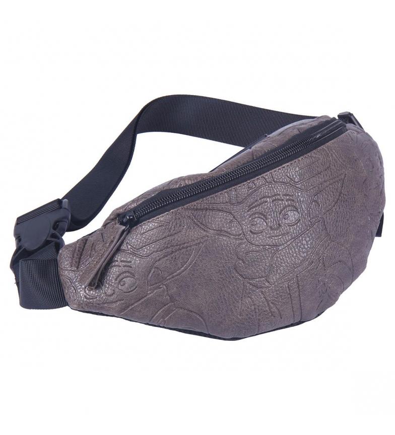 Comprar Cerdá Group The Mandalorian brown leatherette bum bag -41.5x15.0x4.5cm