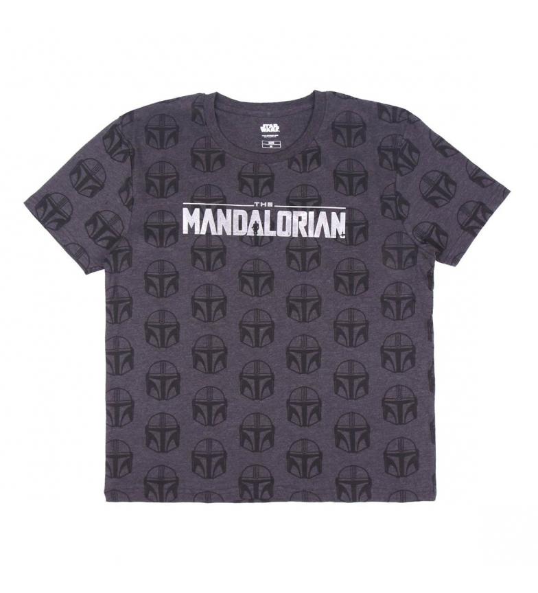 Comprar Star Wars Boba Fett Premium Camiseta Curta Individual Cinza
