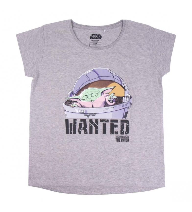 Comprar Cerdá Group The Mandalorian The Child Single Jersey T-Shirt grey