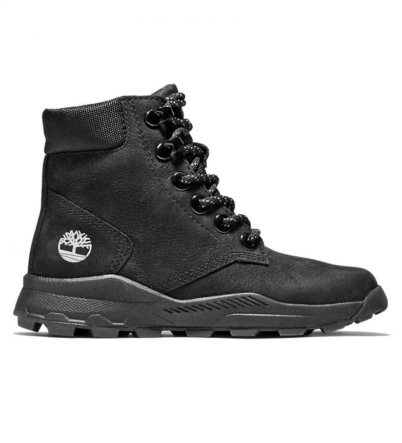 Comprar Timberland Botas de piel Brooklyn Sneaker negro