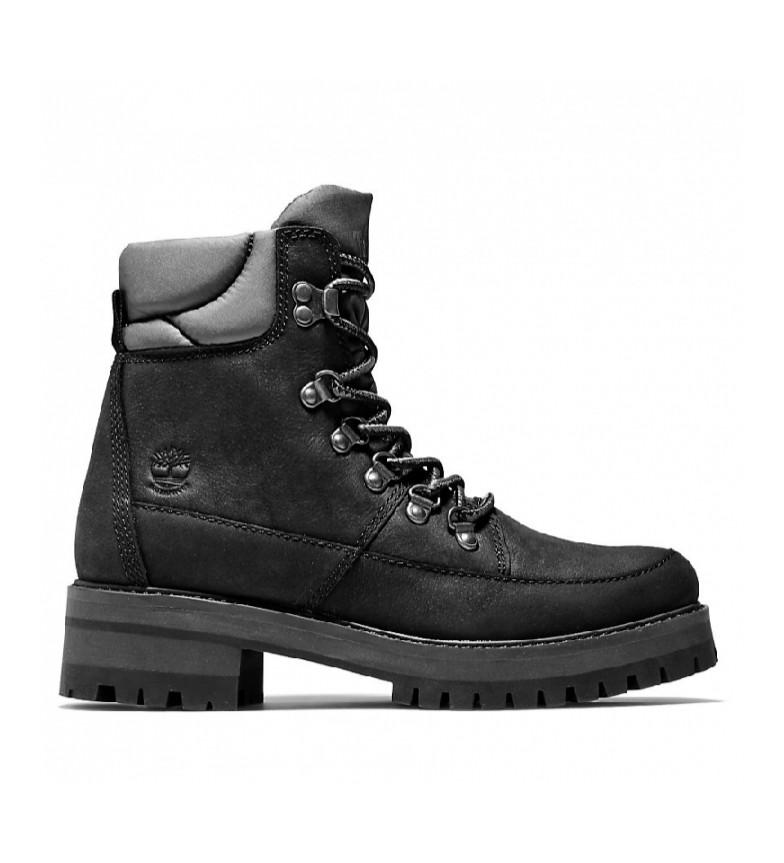 Comprar Timberland Leather boots Courmayeur Valley black