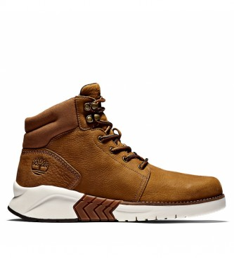 Comprar Timberland MTCR Plain Toe Chukka brown leather boots