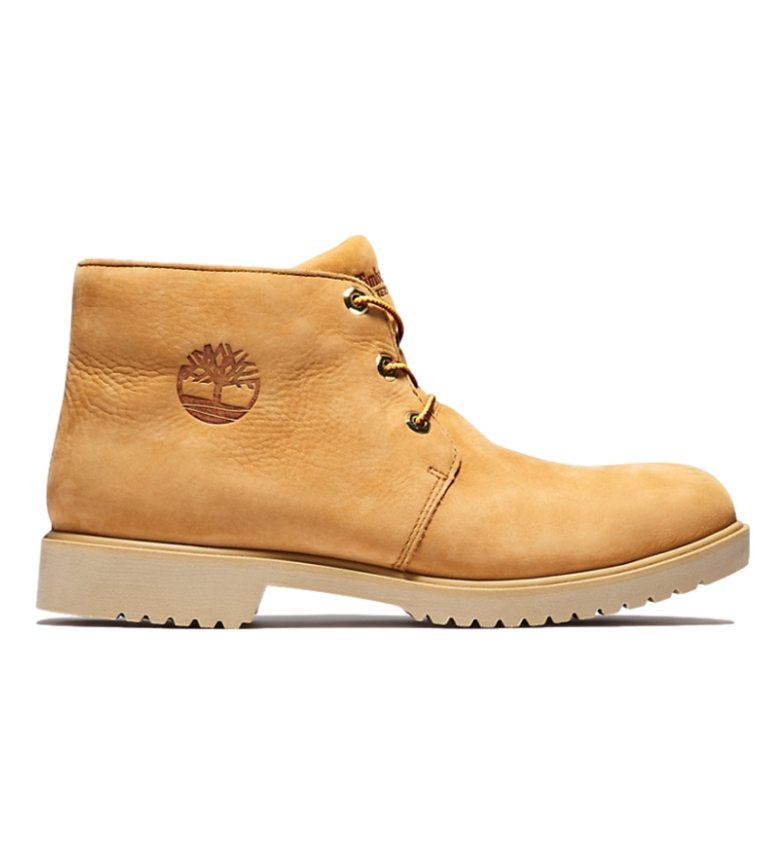 Comprar Timberland 1973 Newman Chukka mustard leather ankle boots