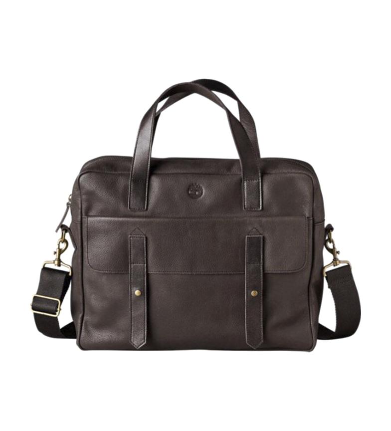 Comprar Timberland Portafoglio in pelle TB0A22X1544 marrone -28x40x5cm-