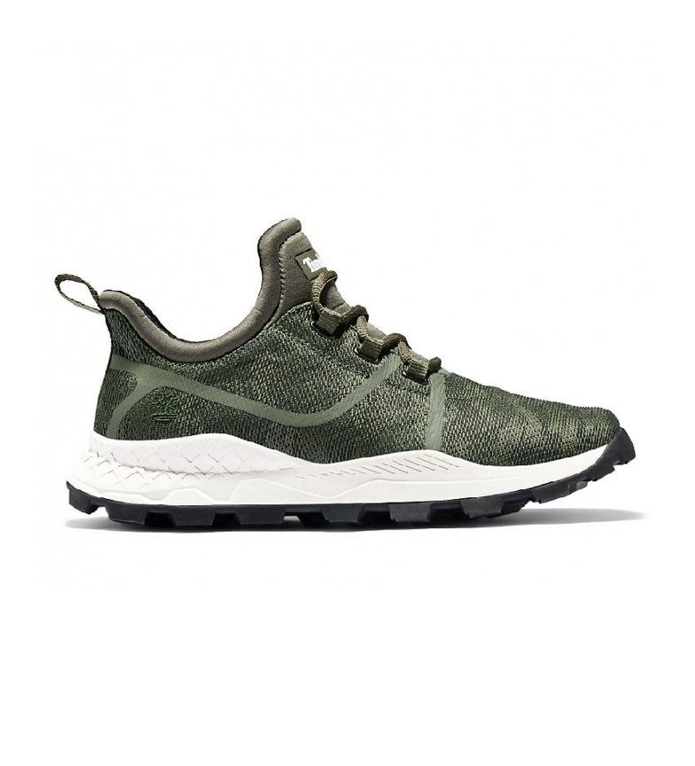 Comprar Timberland Brooklyn Fabric Oxford green / AeroCore / ReBOTL