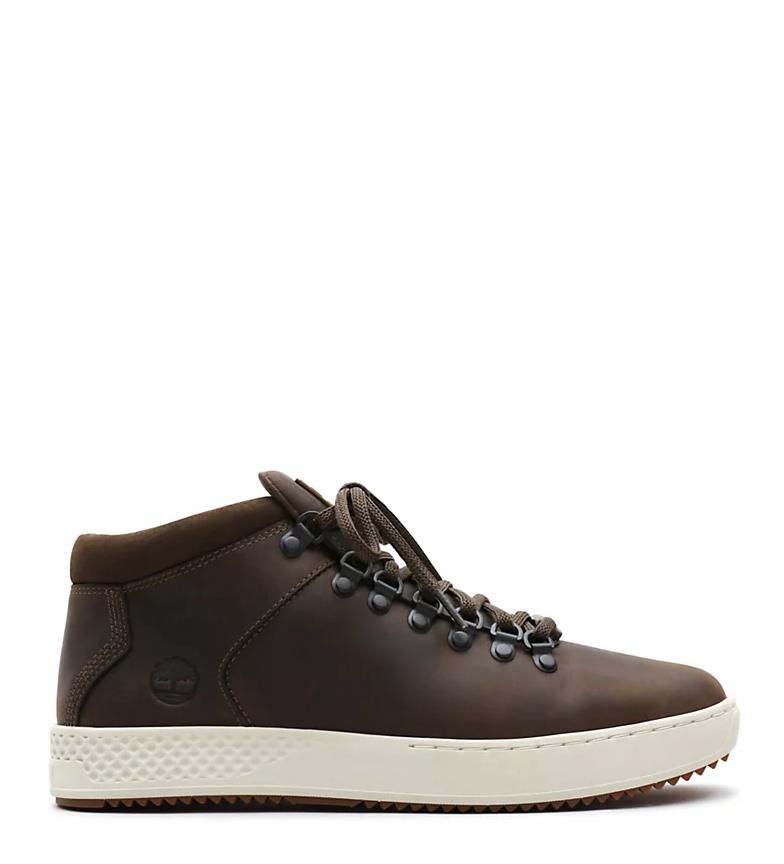 Comprar Timberland Alpina Cityroam botas de couro castanho escuro / Gore-Tex / AeroCore / OrthoLite