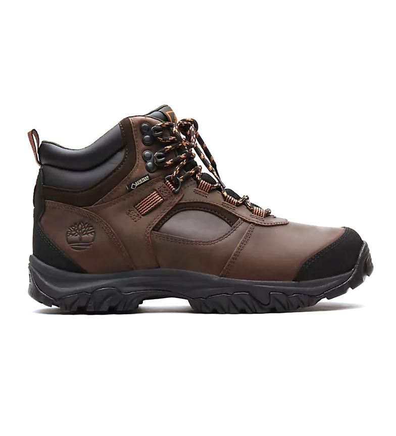 Comprar Timberland Botines de piel Mt. Major marrón oscuro/ Gore-Tex