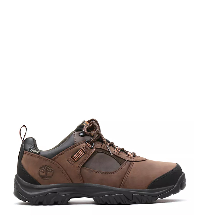 Comprar Timberland Zapatillas Outdoor de piel Mt. Major marrón / Gore-Tex