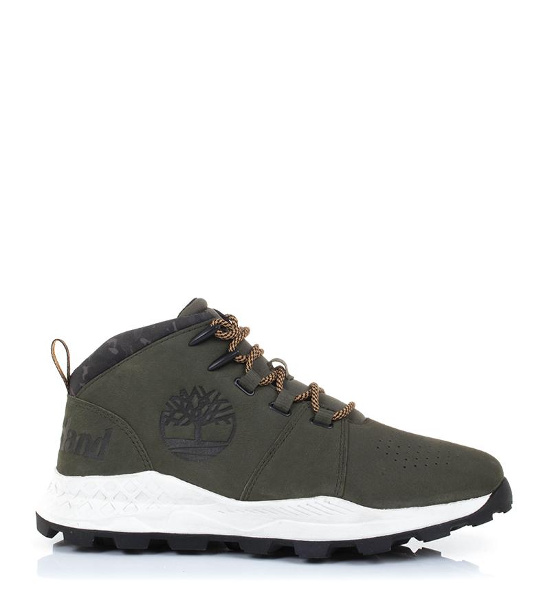 Comprar Timberland Brooklyn botas verdes, camuflagem / AeroCore