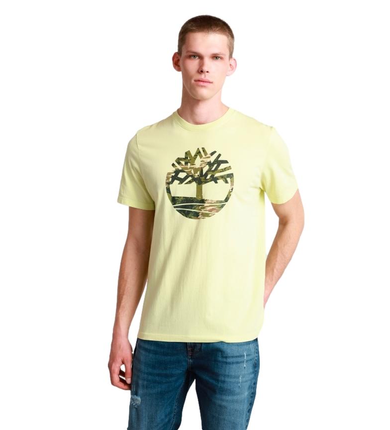Comprar Timberland Camiseta verde Kennebec River Tree