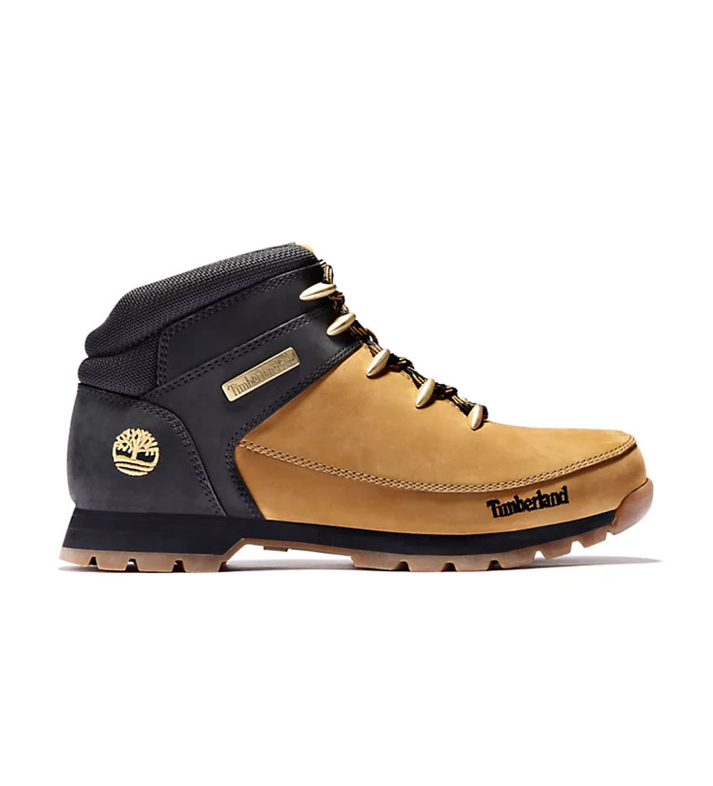 Comprar Timberland Euro Sprint Hiker Leather Boots yellow