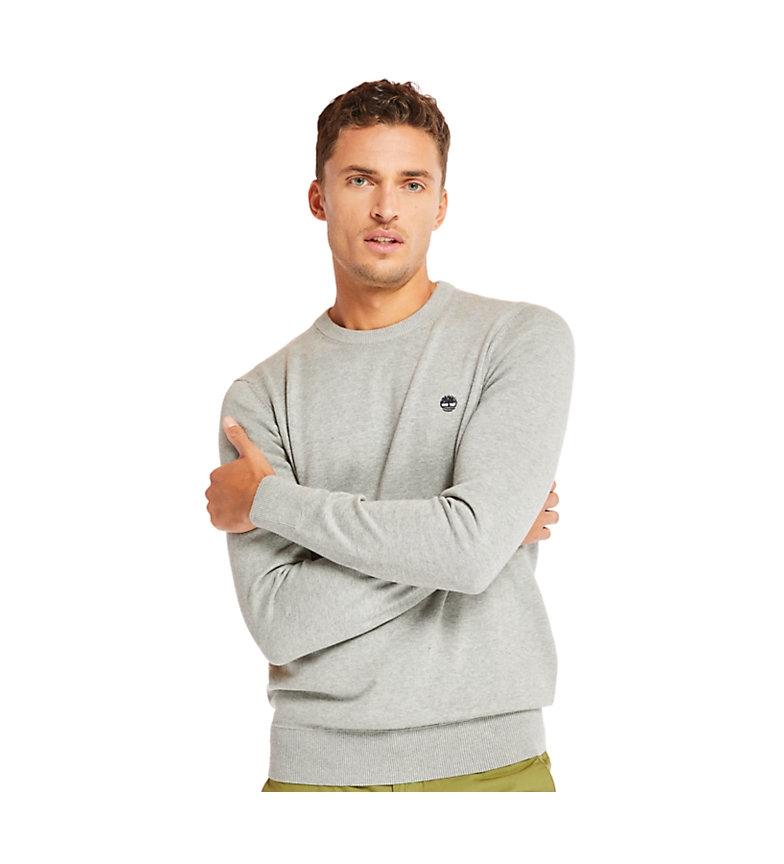 Comprar Timberland Williams River Crew sweater grey