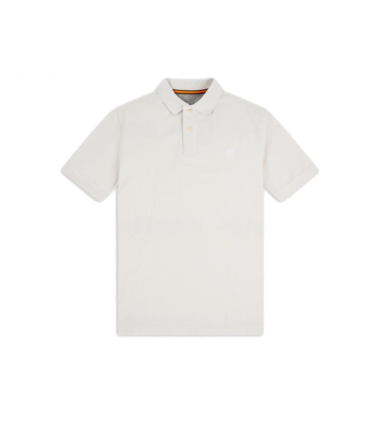 Comprar Timberland Polo regular SS MR bianca