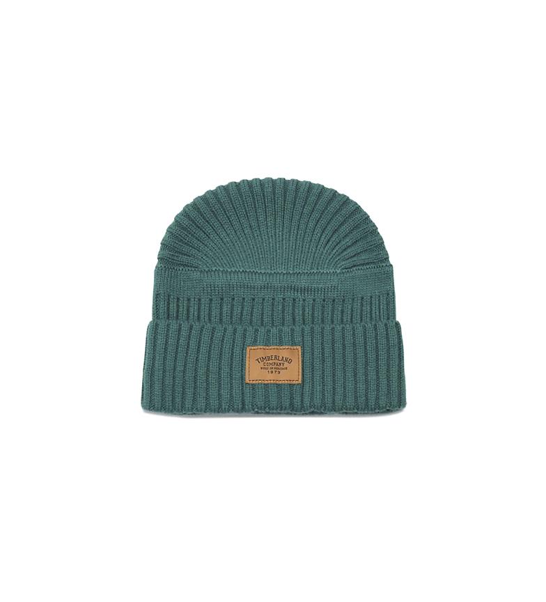 Comprar Timberland Bonnet côtelé vert