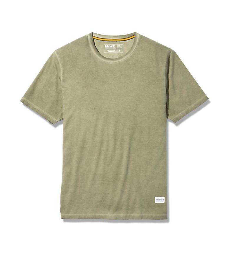 Comprar Timberland Camiseta Lamrey River verde