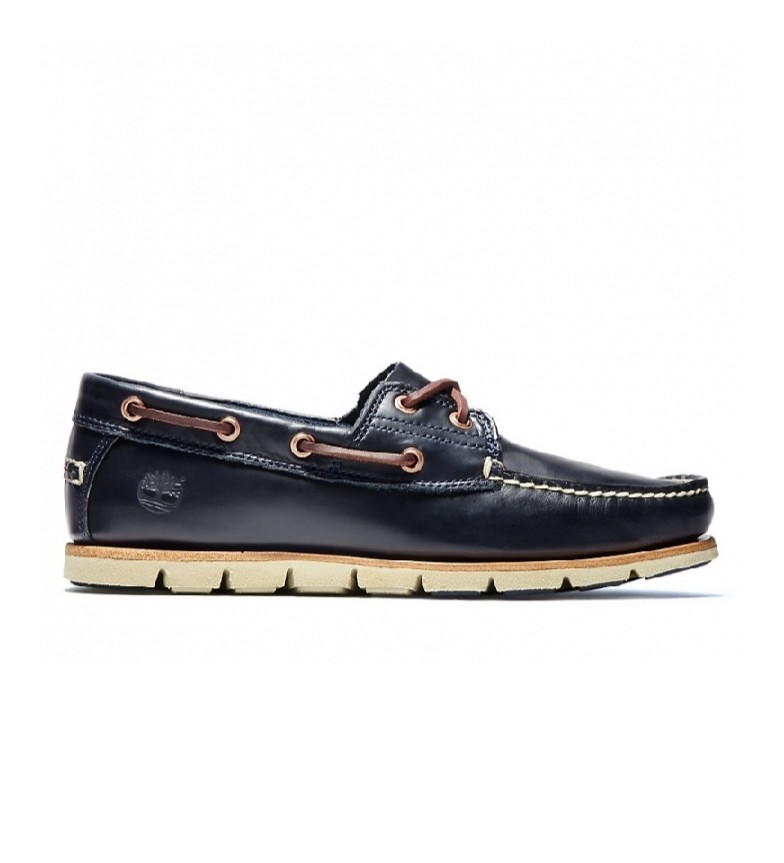 Comprar Timberland Tidelands Classic 2 Eye Leather Marine Shoes
