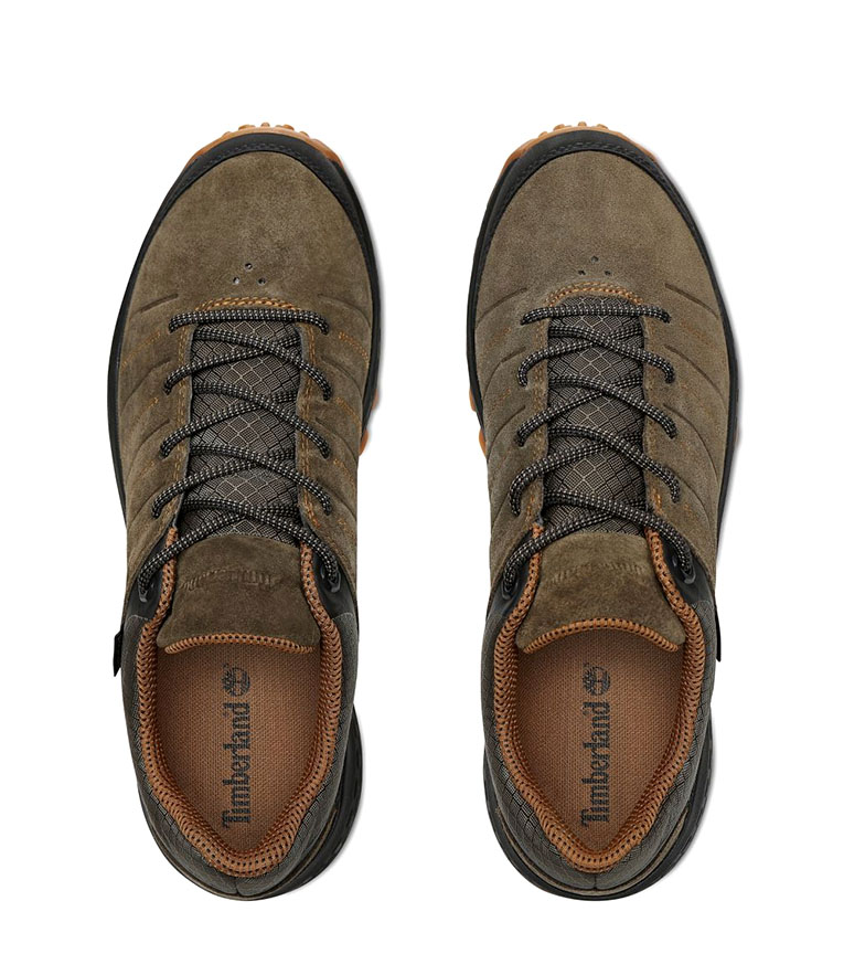 Comprar Timberland Parker Ridge GTX Low Hiker Leather Shoes green / Gore-Tex