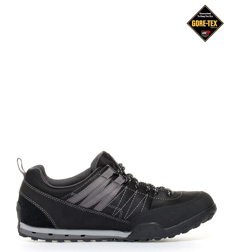 Comprar Timberland Zapatillas outdoor Greley Approach Low negro-Con membrana GORE-TEX ®-