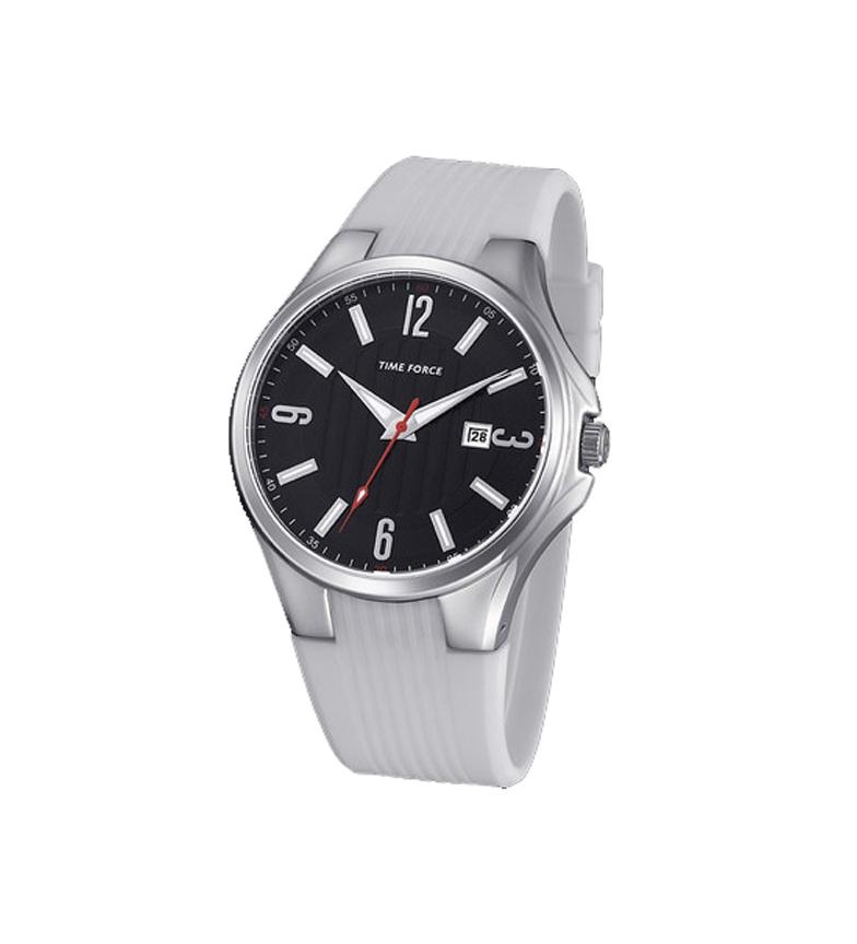 Comprar Time Force Reloj analógico TF4053M11 blanco