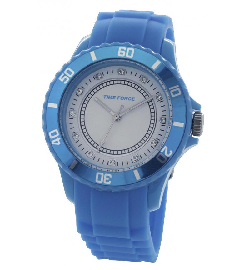 Comprar Time Force Analog clock TF4024L13 blue