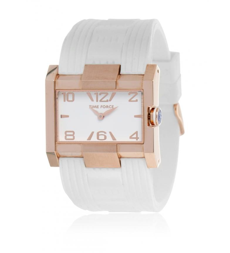 Comprar Time Force Analog clock TF4033L11 white