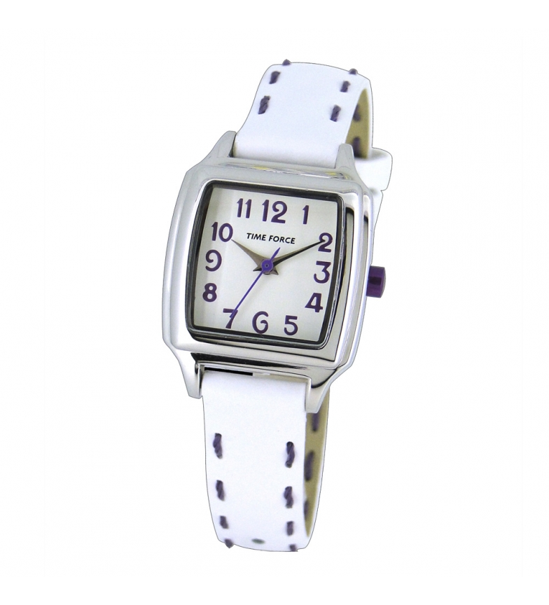 Comprar Time Force Reloj analógico TF4114B06 blanco