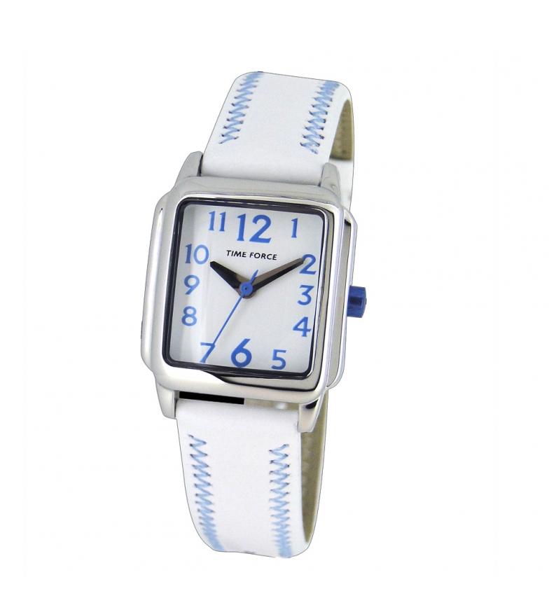 Comprar Time Force Orologio analogico TF4115B03 bianco