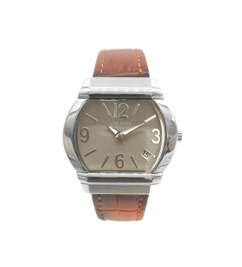 Comprar Time Force Horloge analogique TF3336L01 marron