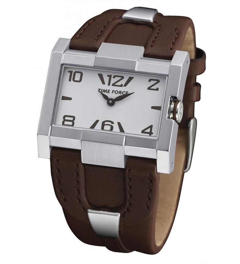 Comprar Time Force Horloge analogique TF403333L12 marron