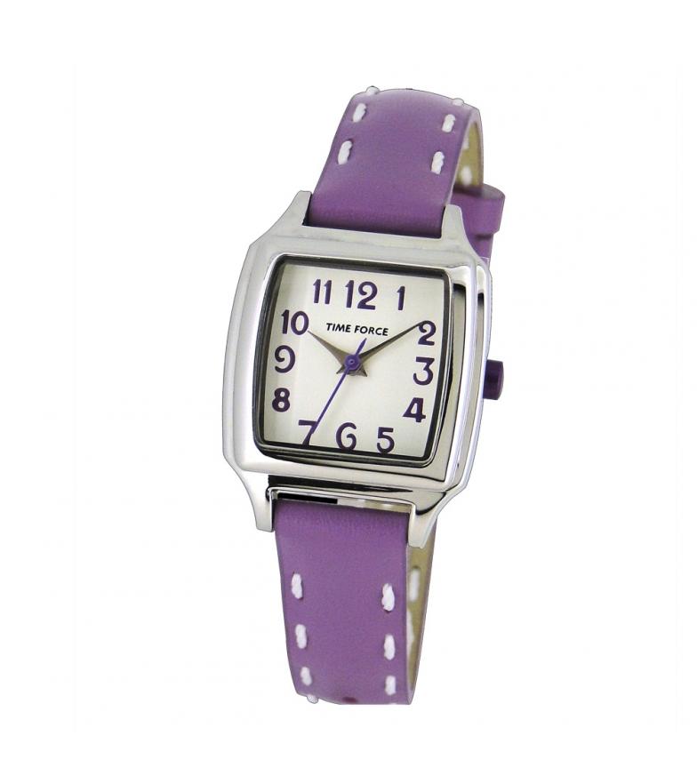 Comprar Time Force Relógio analógico TF4114B08 roxo