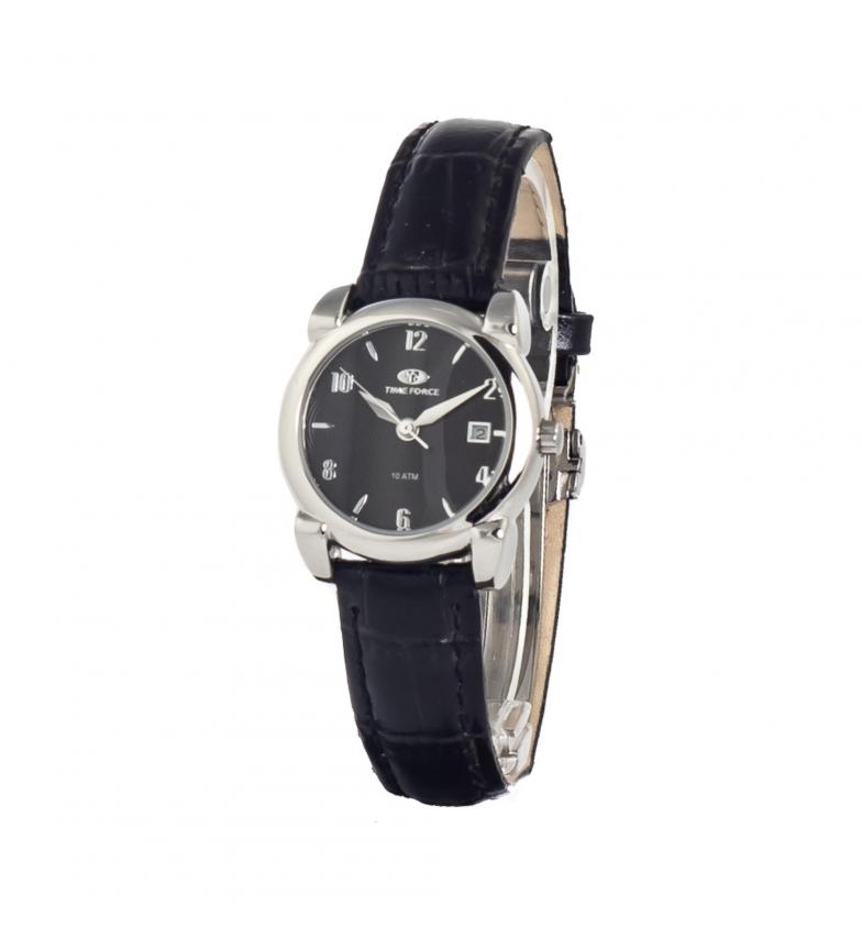 Comprar Time Force Relógio analógico TF2584L-01 preto