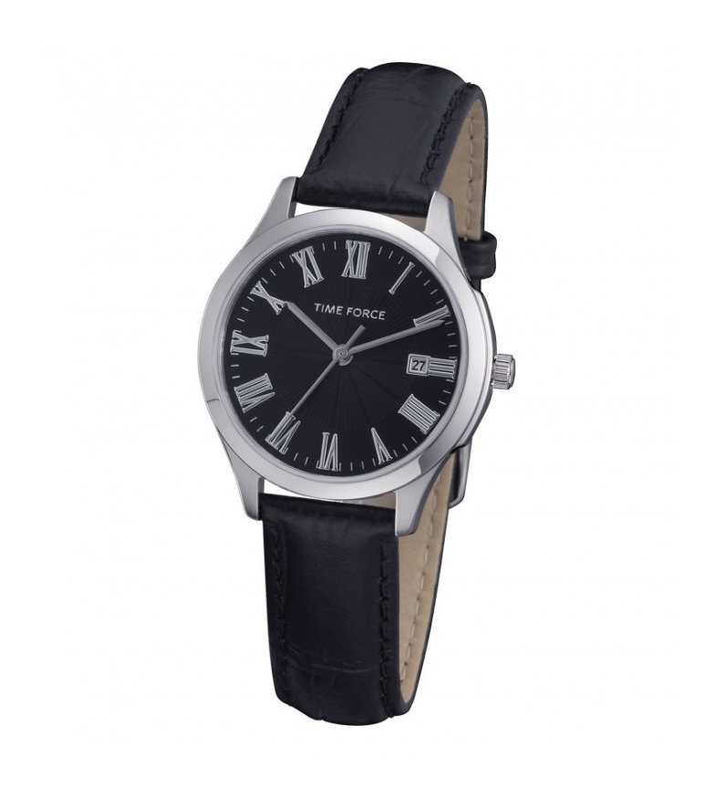 Comprar Time Force Analog clock TF3305L01 black
