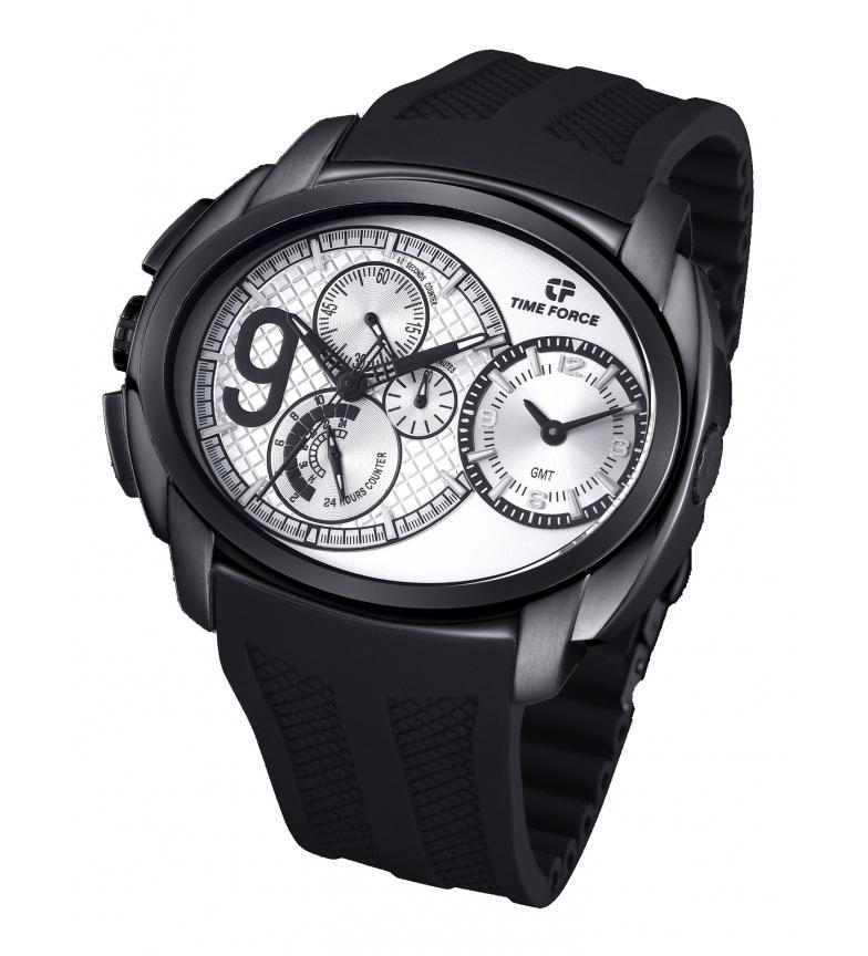 Comprar Time Force Relógio cronógrafo analógico TF3330M03 preto