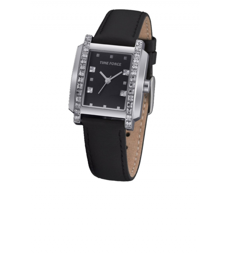 Comprar Time Force Analog clock TF3394L01 black