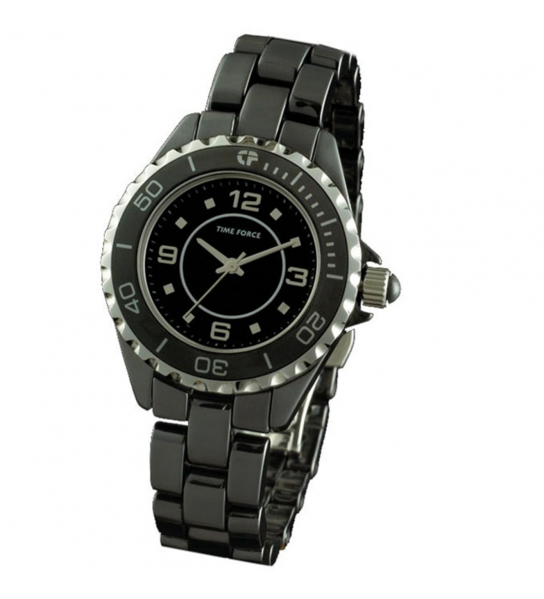 Comprar Time Force Orologio cronografo analogico TF4184L01M nero