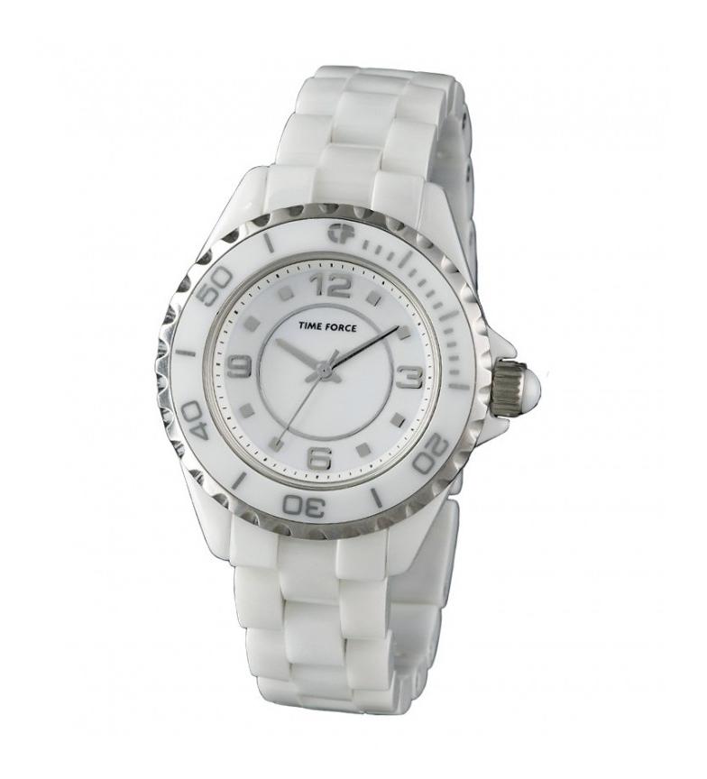 Comprar Time Force Horloge analogique TF4184L02M blanc