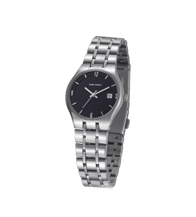 Comprar Time Force Relógio analógico TF4012L01M prata