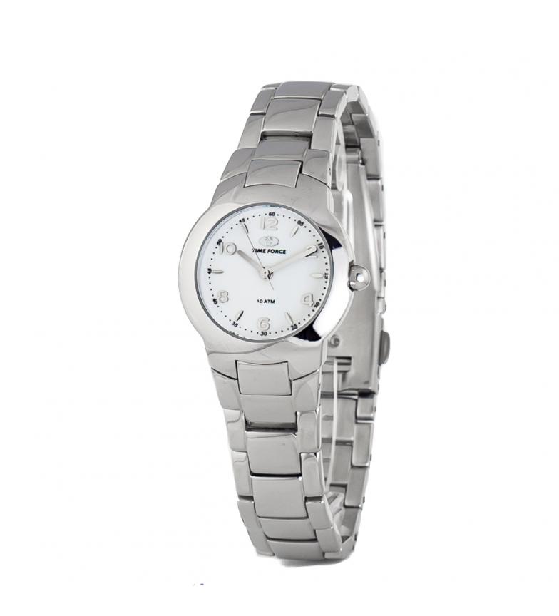 Comprar Time Force Horloge analogique TF2287L-03M argentée