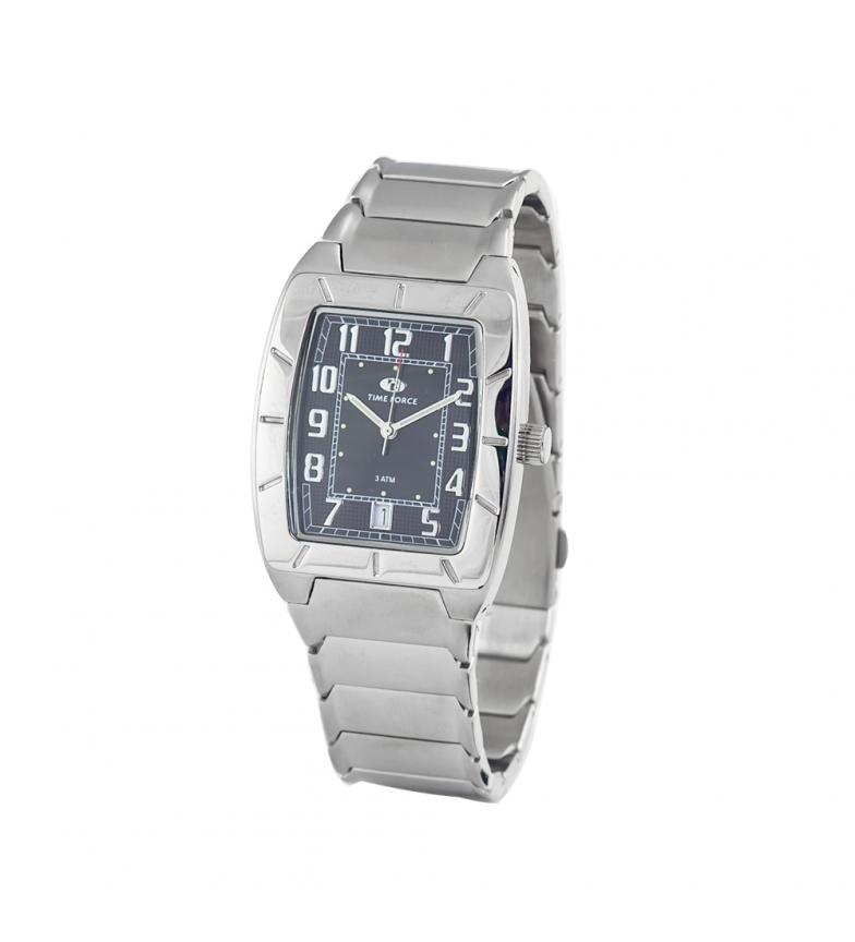Comprar Time Force Orologio analogico TF2502M-04M argento