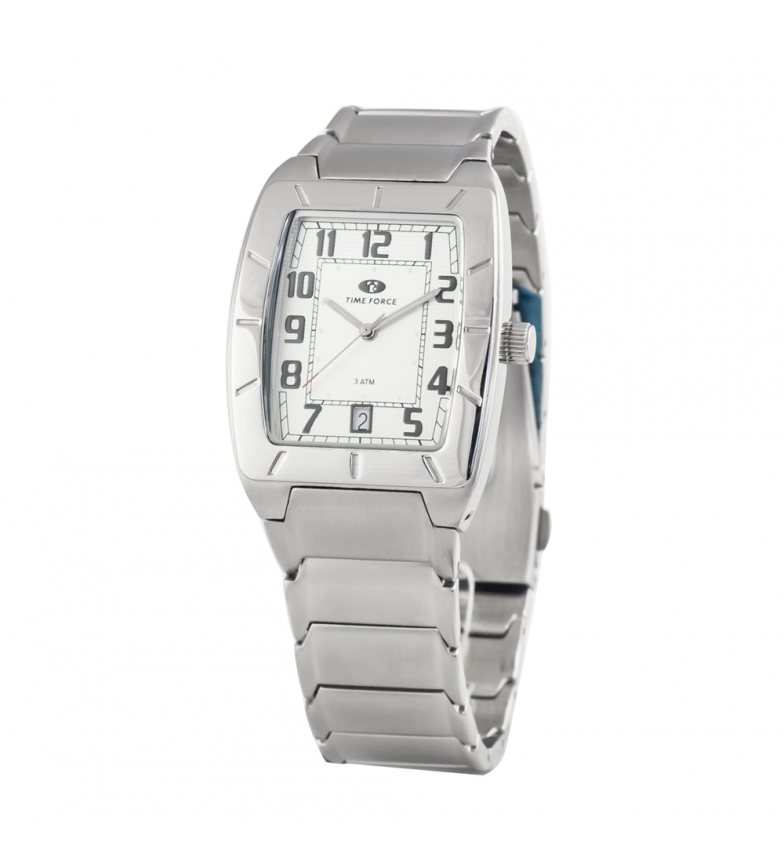 Comprar Time Force Orologio analogico TF2502M-05M argento