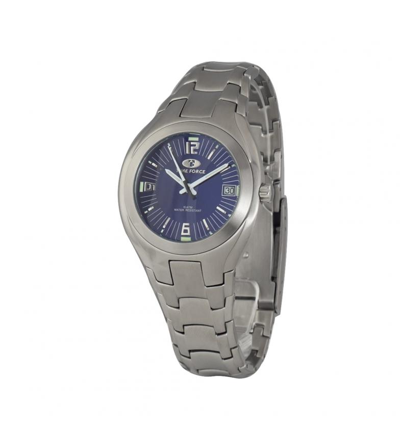 Comprar Time Force Reloj analógico TF2582M-02M plateado