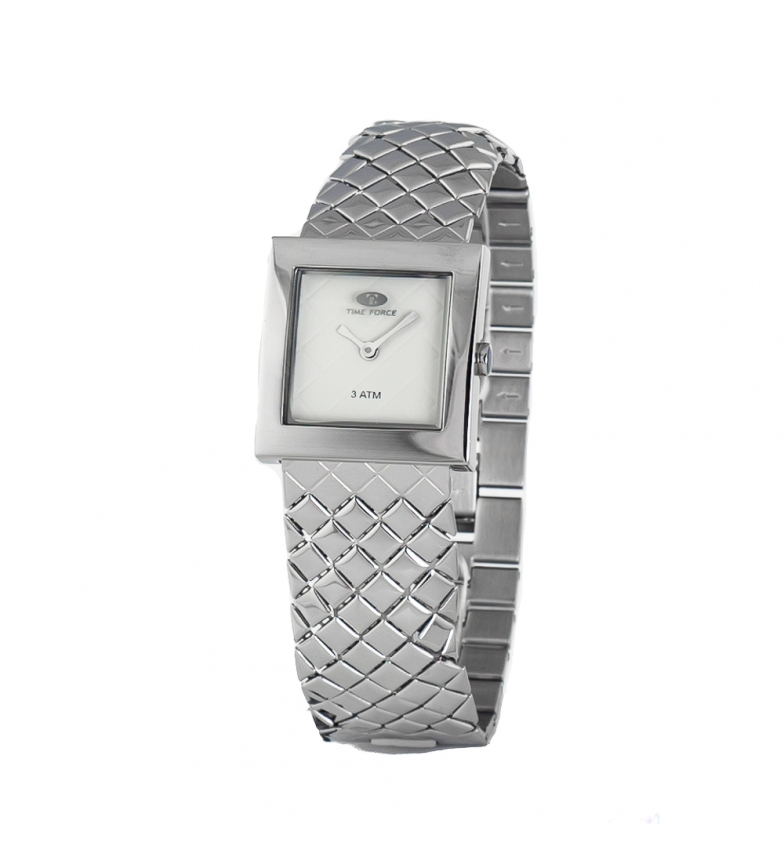 Comprar Time Force Orologio analogico TF2649L-02M-1 argento