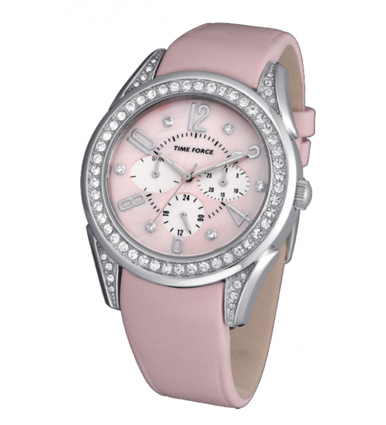 Comprar Time Force Reloj analógico TF3375L02 rosa