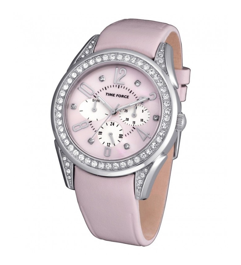 Comprar Time Force Reloj analógico TF3375L06 rosa