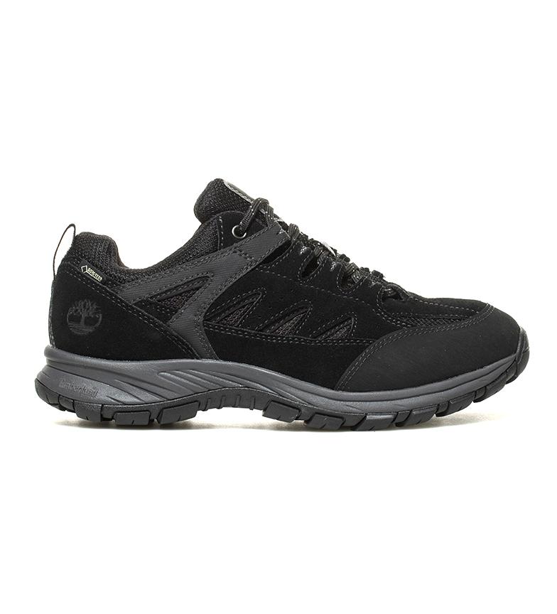 Comprar Timex Sapatos de couro ao ar livre Salder Pass Baixo preto - com membrana GORE-TEX ®