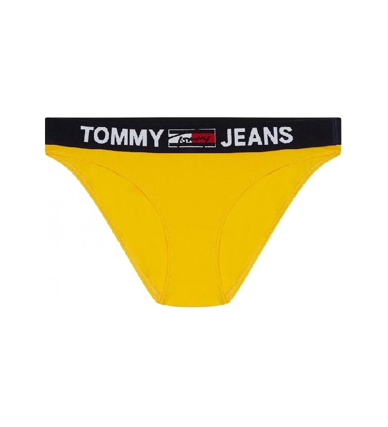 Comprar Tommy Hilfiger Braguitas Bikini UW0UW02773 amarillo